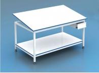 Ayarlı Modelist Masası S-K-12