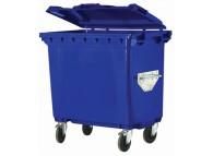 Çöp Kovaları-Konteynerleri S-KOD-ÇK-660LT