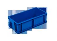 Plastik Kapalı Kasalar S-HP-160-K