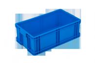 Plastik Kapalı Kasalar S-HP-18-K