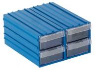 Plastik Çekmeceli Kutu S-KOD 300