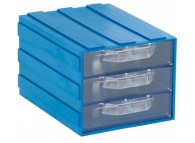 Plastik Çekmeceli Kutu S-KOD 302-3