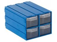 Plastik Çekmeceli Kutu S-KOD 304