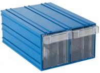 Plastik Çekmeceli Kutu S- KOD 501-2