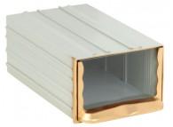 Plastik Çekmeceli Kutu S-KOD C120