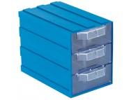 Plastik Çekmeceli Kutu S-KOD 102-3