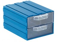 Plastik Çekmeceli Kutu S-KOD 202 - 2