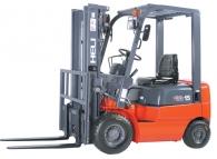 Heli Folklift Dizel Asansörlü 2500 kg S-CBCD25