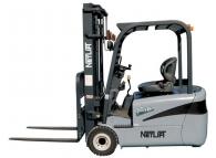 Elektrikli Forklift 4 Tekerli S-M-Series